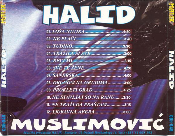 Halid Muslimovic - Diskografija R-808111