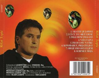 Rifat Tepic - Diskografija 2 R-809713