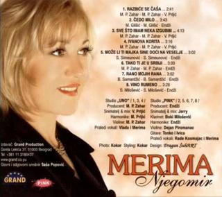 Merima Kurtis Njegomir - Diskografija  - Page 2 R-810013