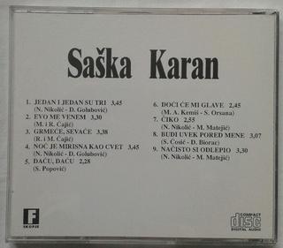 Saska Karan - Diskografija  R-810310
