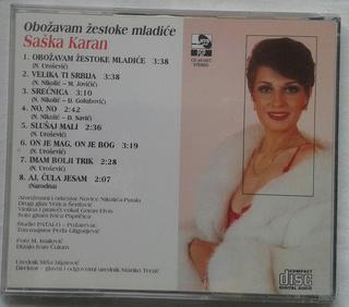 Saska Karan - Diskografija  R-810312