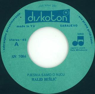 Halid Beslic - Diskografija R-815912