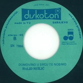Halid Beslic - Diskografija R-815913