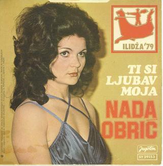Nada Obric - Diskografija  R-818711