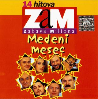 Medeni Mesec - Diskografija R-821410