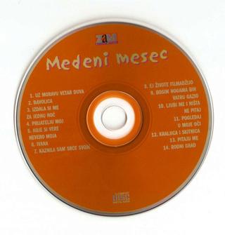 Medeni Mesec - Diskografija R-821412