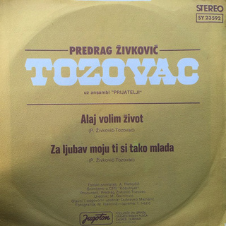 Predrag Zivkovic Tozovac - Diskografija R-826711