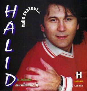 Halid Muslimovic - Diskografija R-832410