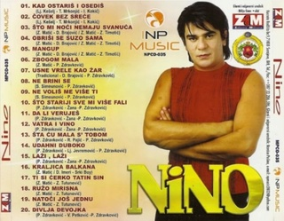 Nikola (Amir) Resic Nino - Diskografija  R-837211