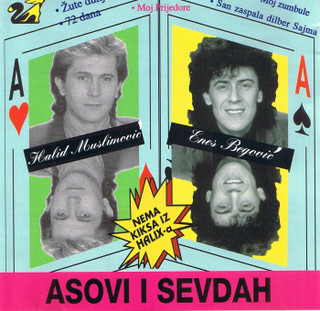Halid Muslimovic - Diskografija R-837610
