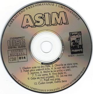 Asim Brkan - Diskografija 2 R-837611