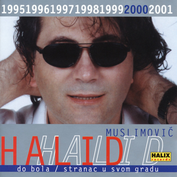 Halid Muslimovic - Diskografija R-838012