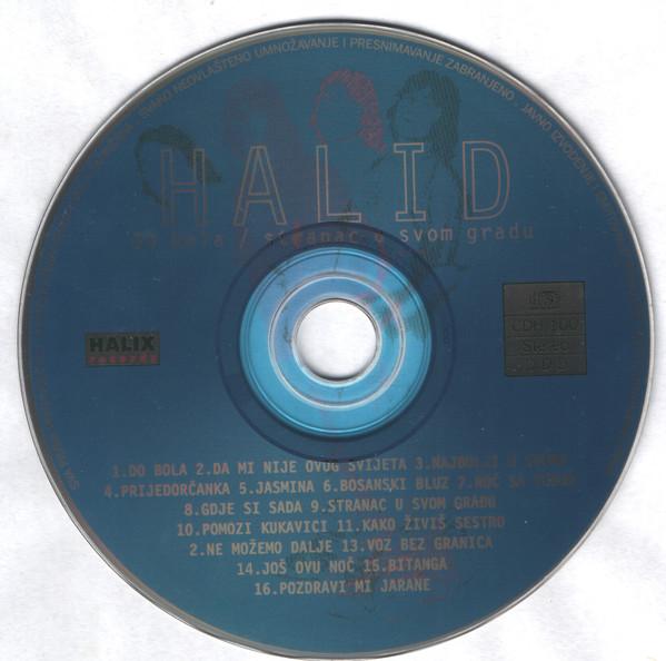 Halid Muslimovic - Diskografija R-838014