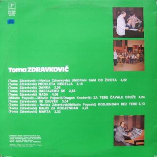 Toma Zdravkovic - Diskografija R-838812