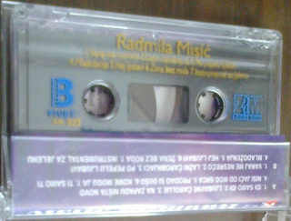 Radmila Misic - Diskografija R-839510