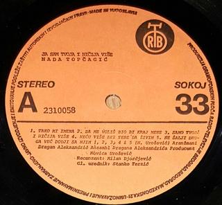Nada Topcagic - Diskografija R-846610