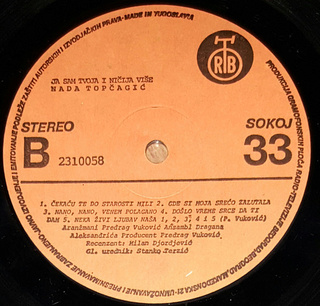 Nada Topcagic - Diskografija R-846612