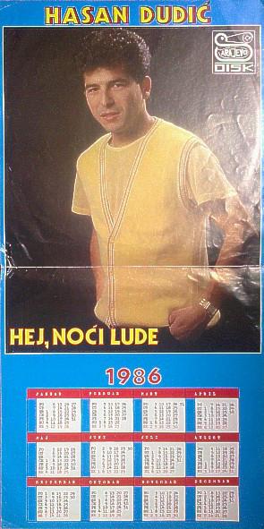 Hasan Dudic - Diskografija R-854913