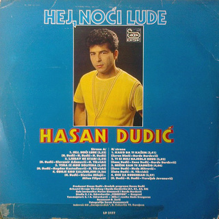 Hasan Dudic - Diskografija R-854917