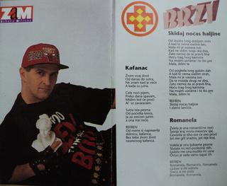 Miroljub Brzakovic Brzi- Diskografija R-856310