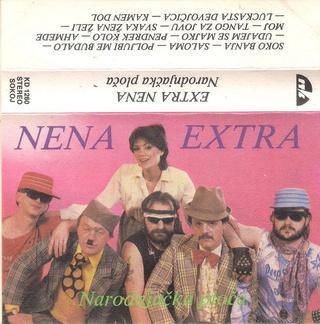 Extra Nena ( Snezana Beric ) - Diskografija  R-861410