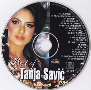Tanja Savic - Diskografija R-866310
