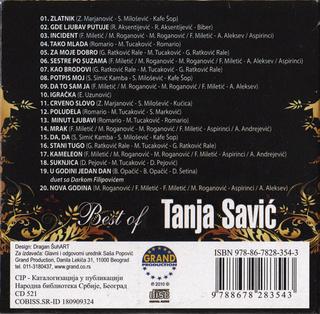 Tanja Savic - Diskografija  R-866311
