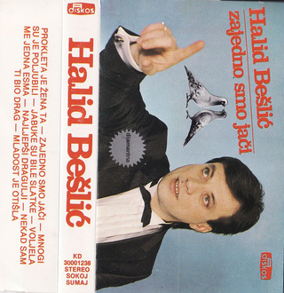 Halid Beslic - Diskografija R-867110