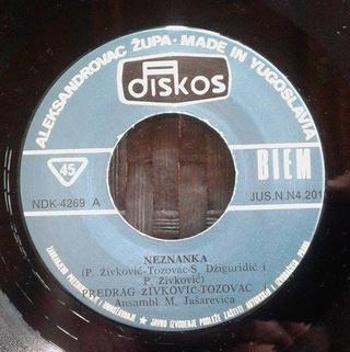 Predrag Zivkovic Tozovac - Diskografija R-873110