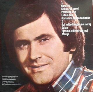 Mladen Tomic - Diskografija  R-880711