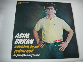 Asim Brkan - Diskografija 2 R-892110