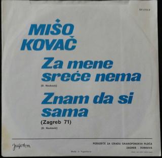 Miso Kovac - Diskografija  R-911710