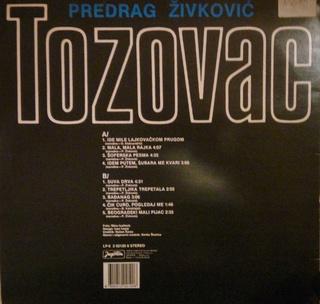 Predrag Zivkovic Tozovac - Diskografija R-915412