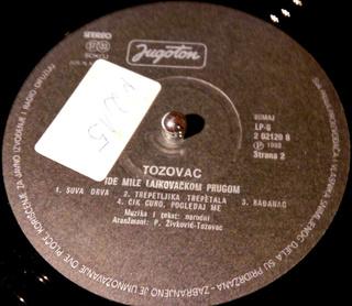 Predrag Zivkovic Tozovac - Diskografija R-915413