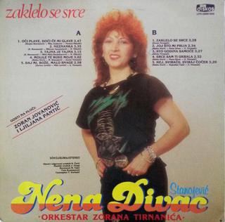 Nena Divac - Diskografija  R-918717