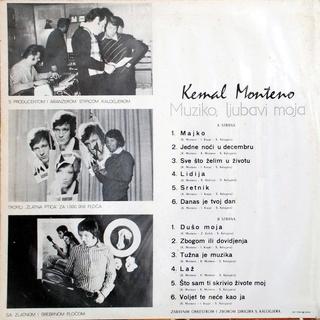 Kemal Monteno - Diskografija  R-925415