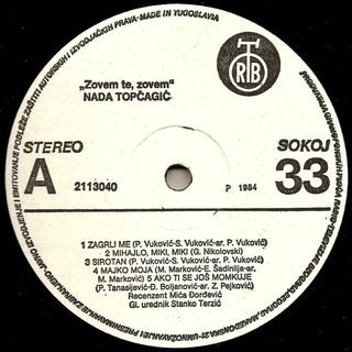 Nada Topcagic - Diskografija R-926613