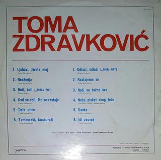 Toma Zdravkovic - Diskografija R-949016