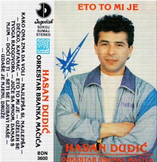 Hasan Dudic - Diskografija R-952213