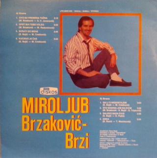 Miroljub Brzakovic Brzi- Diskografija R-952310