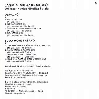 Jasmin Muharemovic - Diskografija R-962910
