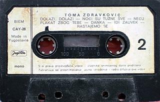Toma Zdravkovic - Diskografija R-966212