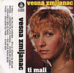 Vesna Zmijanac - Diskografija R-970010