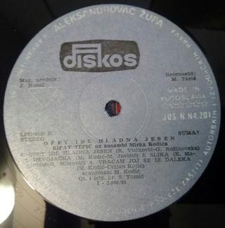 Rifat Tepic - Diskografija 2 R-988911