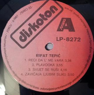 Rifat Tepic - Diskografija 2 R-989312