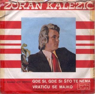 Zoran Kalezic - Diskografija R2092311