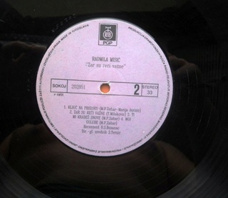Radmila Misic - Diskografija Rada_v11