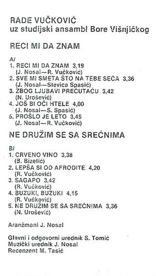 Rade Vuckovic - Diskografija  Rade_v14