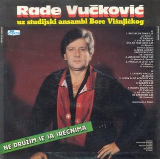 Rade Vuckovic - Diskografija  Rade_v16