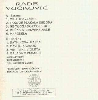 Rade Vuckovic - Diskografija  Rade_v21